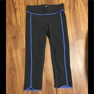 SOLD- C9 by Champion Grey Yoga Sporty 3/4 Pants